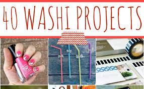 the washi 40 washi projects a owl