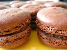 bien dans ma cuisine macarons au chocolat bien dans ma cuisine