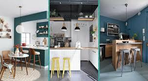 decoration des petites cuisines cuisine deco gallery of choix de couleurs tendances fonces