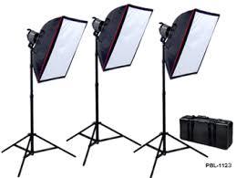 pbl ql 1000 photography light kit total 3000 wt