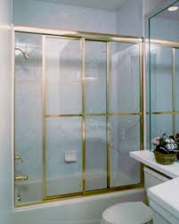 Gold Shower Doors Shower Enclosures Touchofglassusa