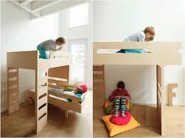Designer Bunk Beds Uk by Stylish Bunk Beds Stunning Modern Bunk Beds For Kids Gnscl
