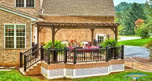 Large Brick Patio Design With 12 X 16 Cedar Pergola Outdoor by Pergolas For Sale Wood Pergolas Horizon Structures