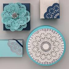 Martha Stewart Craft Paper - doily it up with this brand new paper punch from martha stewart