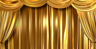 Brown Gold Curtains Gold Curtains Open By As 100 Videohive