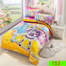 Single Bed Sets Home Magical Single Bed Cotton 3pcs Bedding Set
