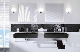 black and white bathroom design ideas black white bathroom design ideas interiorholic com