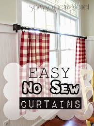 Checkered Kitchen Curtains Wonderful Plaid Kitchen Curtains Decorating With Best 25