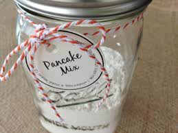 Pancake Flour Pancake Mix In A Jar U2013 New Leaf Wellness