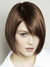 Short Straight Haircut For Women Short Hairstyles 2016 2017