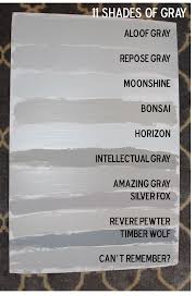 southern state of mind fifty shades of grey our house paint