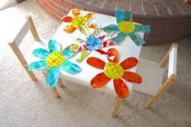 Flowers For Crafts - 20 gorgeous flower crafts crafts for kids