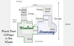 Weekend Cabin Floor Plans Maggie Valley Bed And Breakfast Smoky Mountain Weddings
