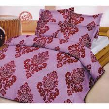 pure cotton bed sheet set bs30