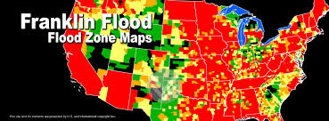 Flood Plain Map Flood Zone Rate Maps Explained