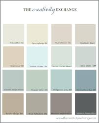 paint colors featured on hgtv show fixer upper favorite paint