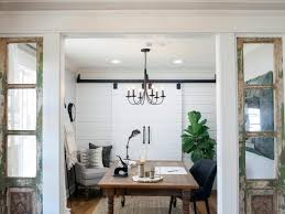 Open Home Office Photos Hgtv U0027s Fixer Upper With Chip And Joanna Gaines Hgtv