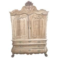 antique french armoire for sale antique french solid oak french armoire or linen press at 1stdibs