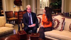 karen spencer countess spencer the design tourist tours althorp with earl charles spencer youtube