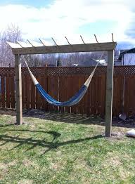 15 inexpensive diy hammock stand tutorial guide diy hammock