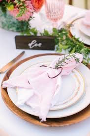 bridal shower plate to sign bridal shower ruffled