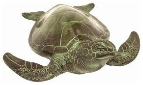 turtle statue for garden