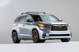 nissan highlander 2015 toyota showcases trd possibilities at 2015 sema show