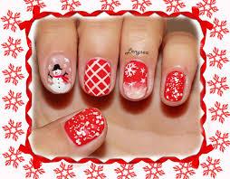 mix u0027n u0027match winter nail design for short nails day 8 youtube