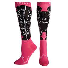 ariat women u0027s western boot knee high socks
