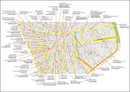 downtown manhattan map nyc map of downtown york location maps and apartments