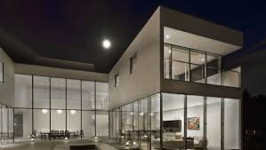 modern mansions hinsdale modern mansion minimal suburban luxury hits the market