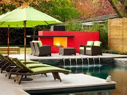 patio fireplace options and ideas hgtv