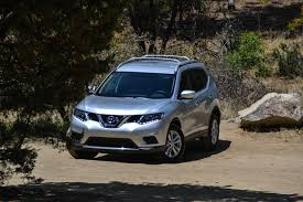 first drive 2014 nissan rogue sv six speed blog