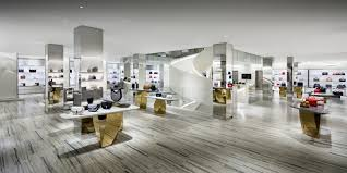 Flag Store Online Barneys Com Sees Online Revenue Increase With Shopping And Paid