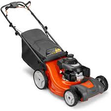 shop husqvarna lc221rh 160cc 21 in self propelled rear wheel drive