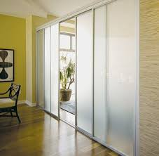 sliding doors as room divider u2013 more privacy in the small