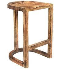 framework upholstered counter stool