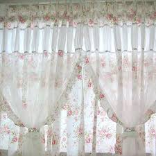 Shabby Chic White Curtains Shabby Curtains Shabby Chic Shower Curtains Ebay Alpals Info