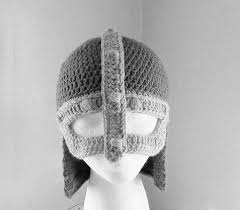crochet pattern knight helmet free 17 unusual unique crochet patterns to shake things up