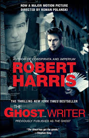 The Ghost Writer House Amazon Com The Ghost Writer A Novel 9781439190555 Robert