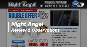 can battery operated night lights catch fire night angel reviews is it a scam or legit