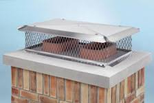 Outdoor Fireplace Caps by Chimney Cap Measuring Guide