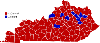 2016 Election Map File Ky Usa 2014 Senate Results By County 2 Color Svg Wikipedia
