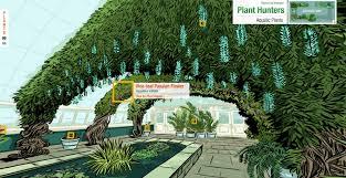 Botanic Garden New York Plant Hunters