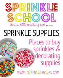 where to buy sprinkles in bulk sprinkle school where to find buy sprinkles and a sprinkle