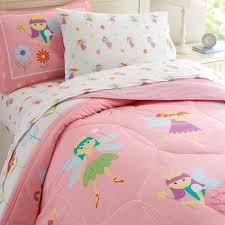 Ballet Comforter Set Ballerina Bedding Fairy Castle Single Duvet Cover And Pillowcase