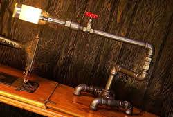 Man Cave Bathrooms Mancave Idea Steampunk Decor El Hombre Design Every Man Needs