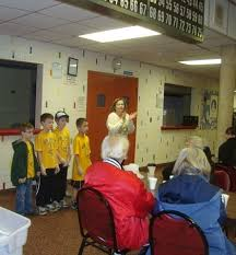 soup kitchen volunteer island grand island cub scout pack 425