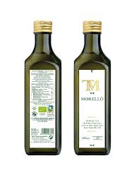 extra light virgin olive oil morello organic extra virgin olive oil 0 5 l biotag
