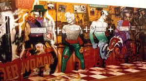Juan Davila Stupid As A Painter 1982 Youtube
